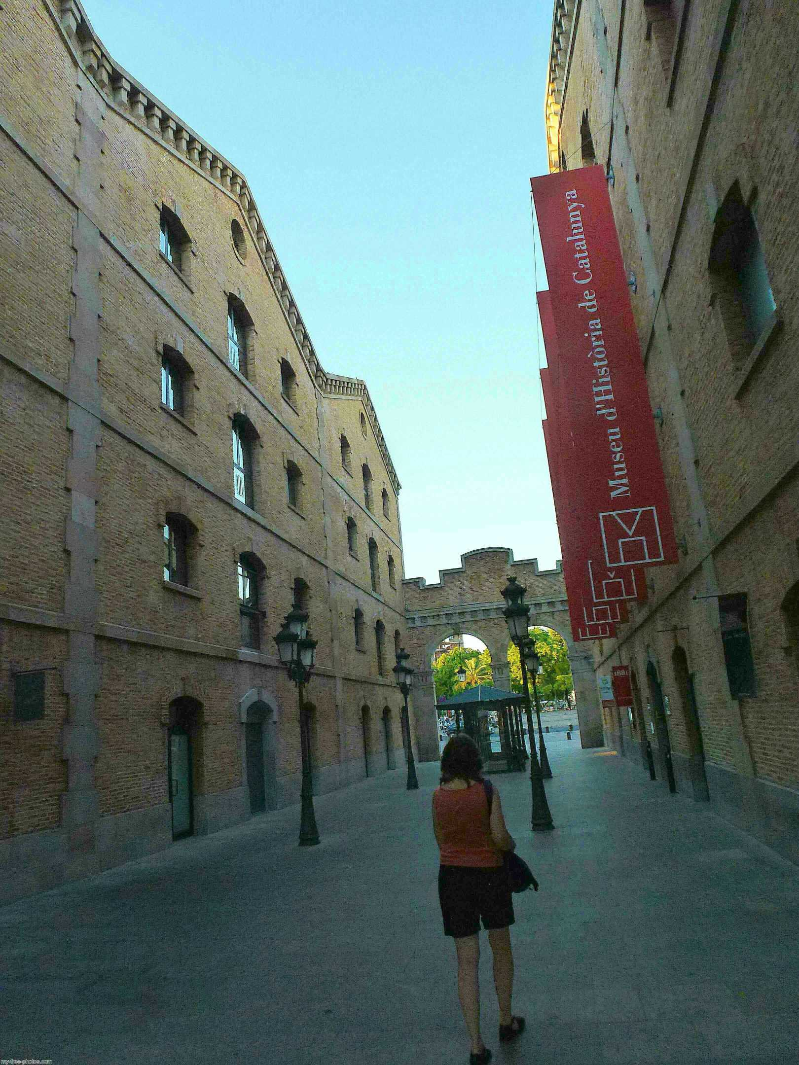 museum of history, Barcelona