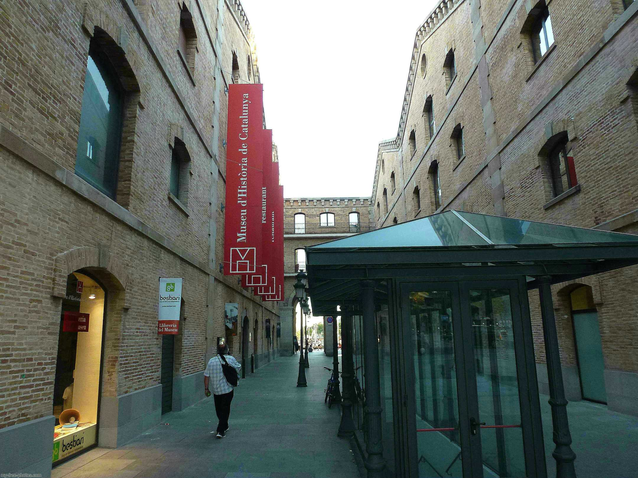 The Museum of the History of Catalonia
