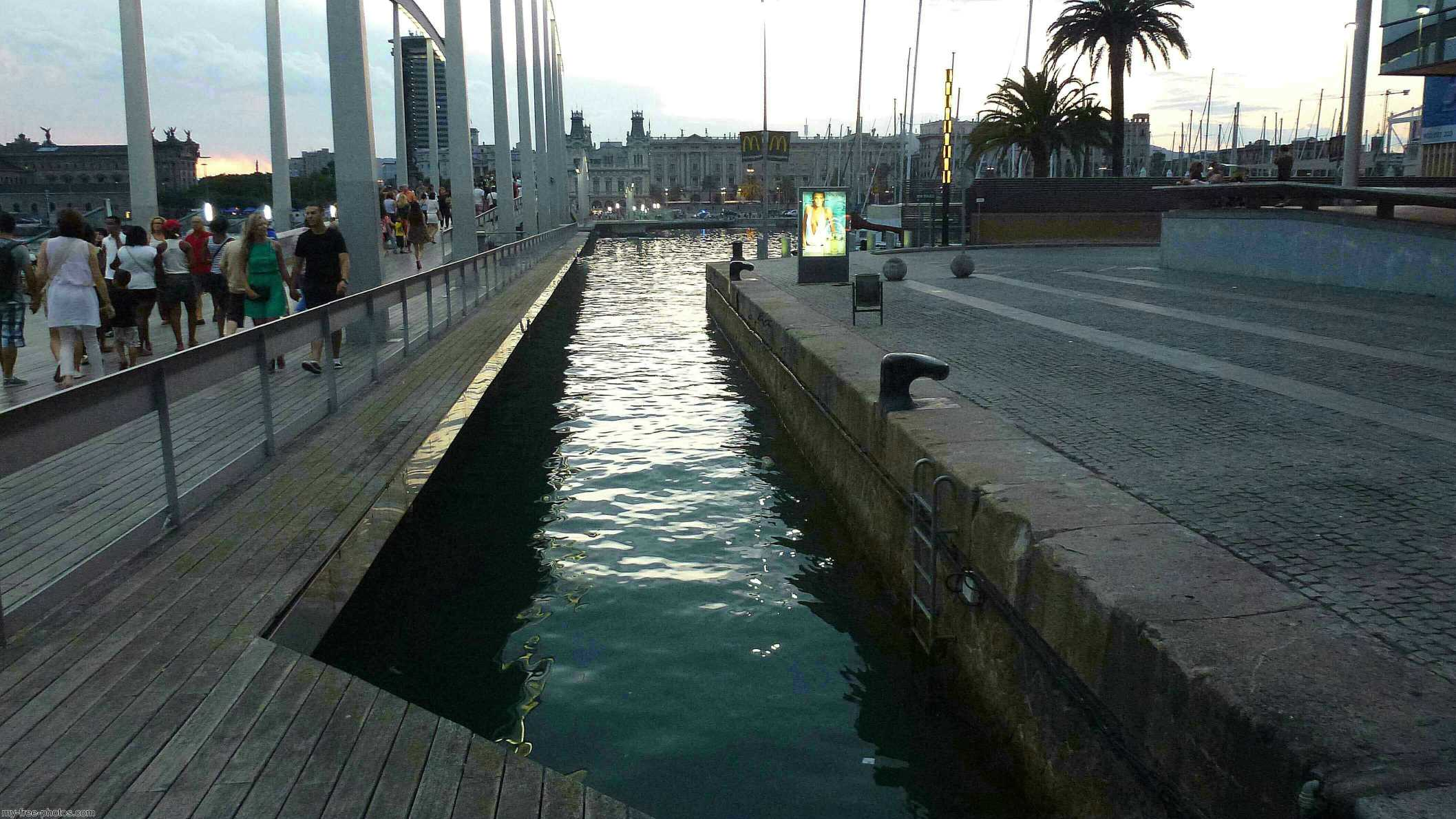 Port Vell,Barcelona, Catalonia, Spain