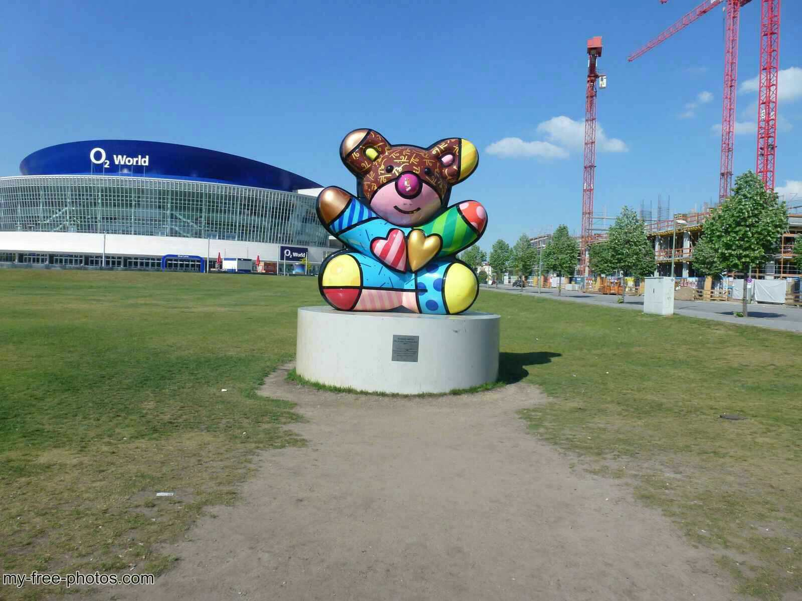 O2 world,Berlin