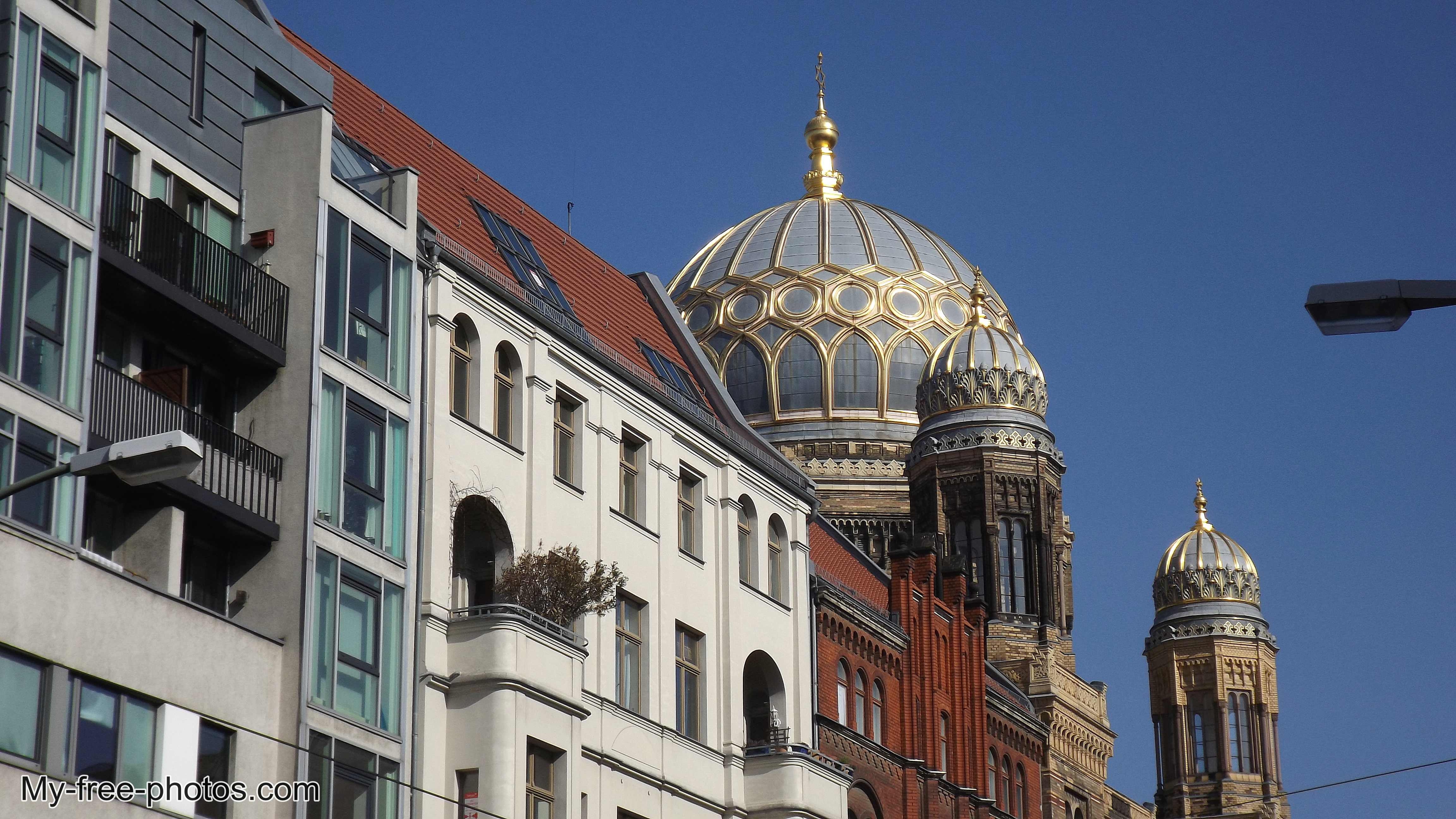New Synagogue, Berlin