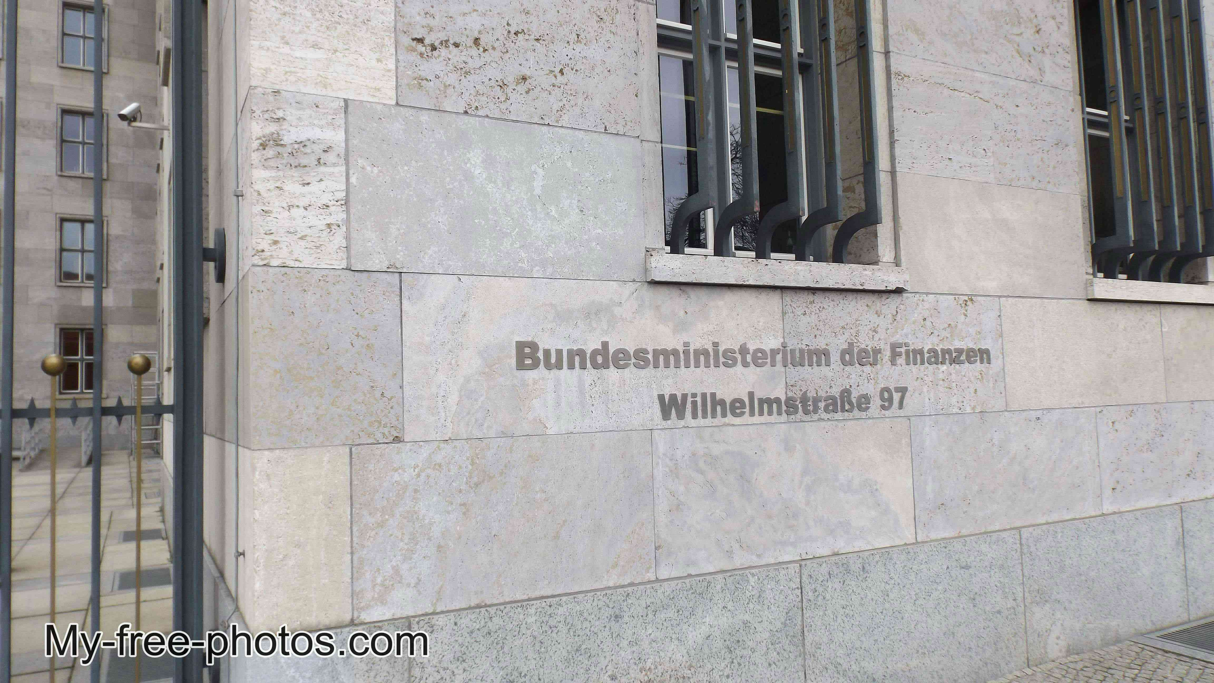 Ministry of Finance Berlin,germany