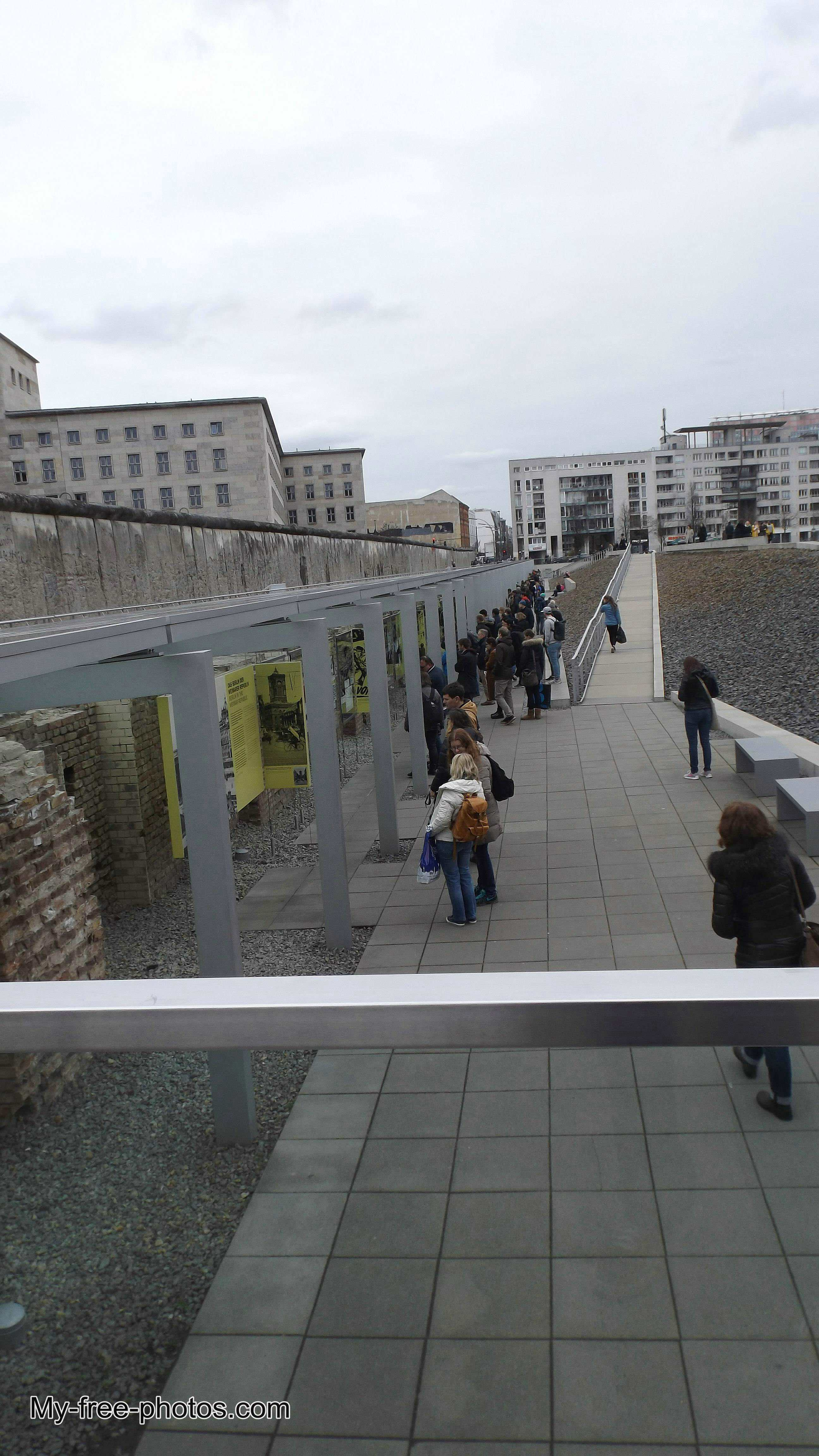 The Topography of Terror