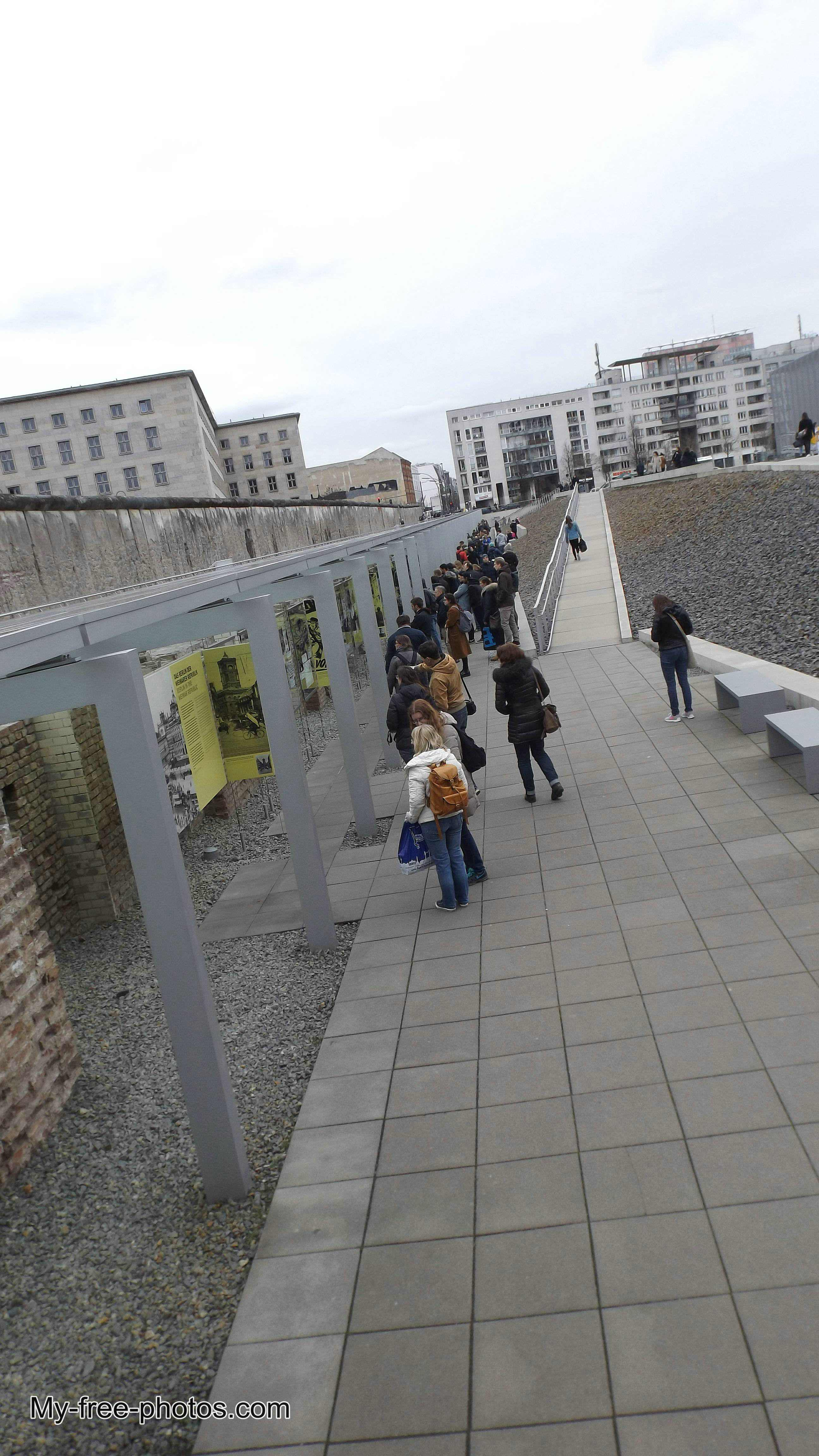 Topography of Terror, Berlin,germany