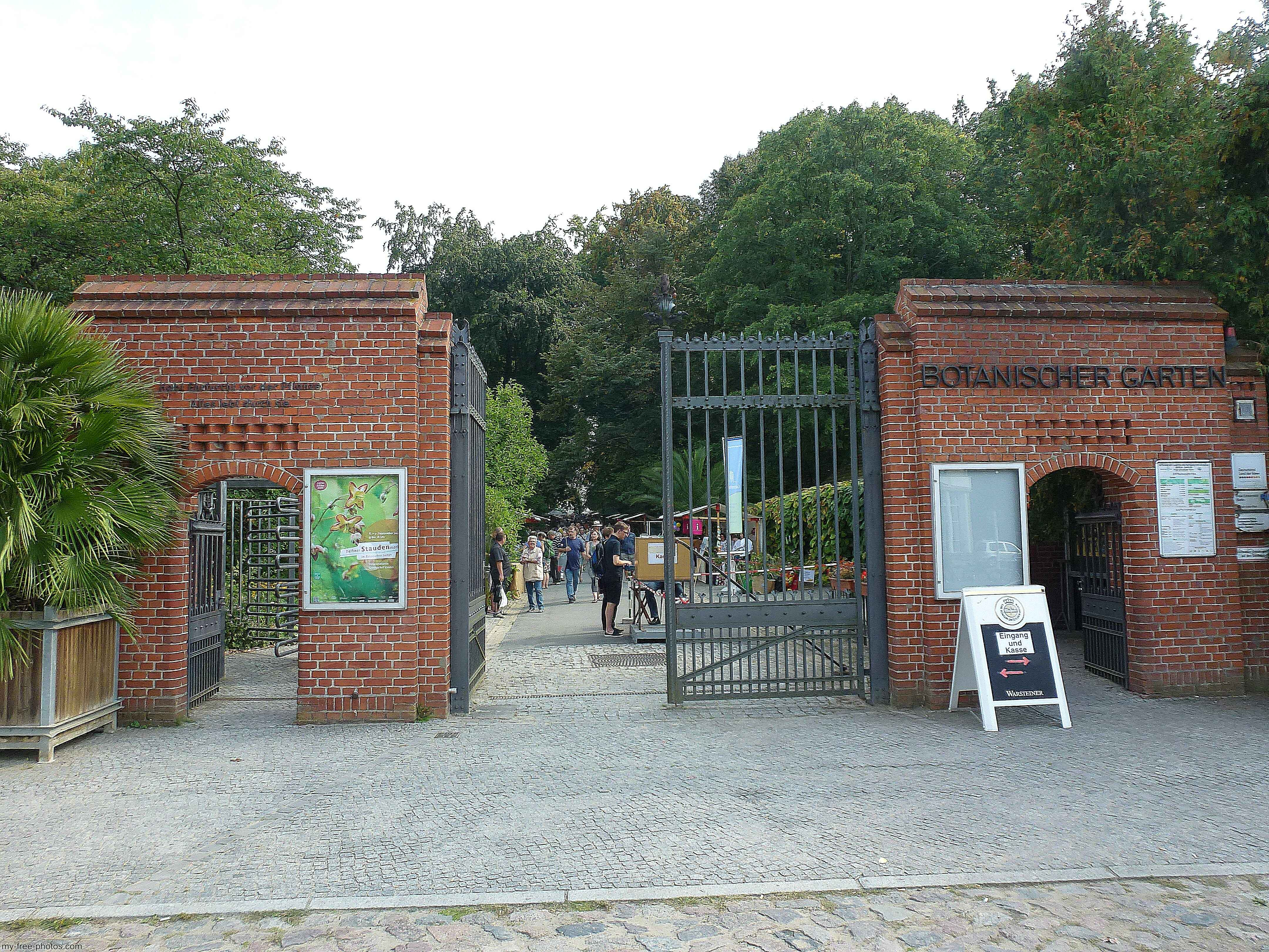 Botanical garden,Berlin