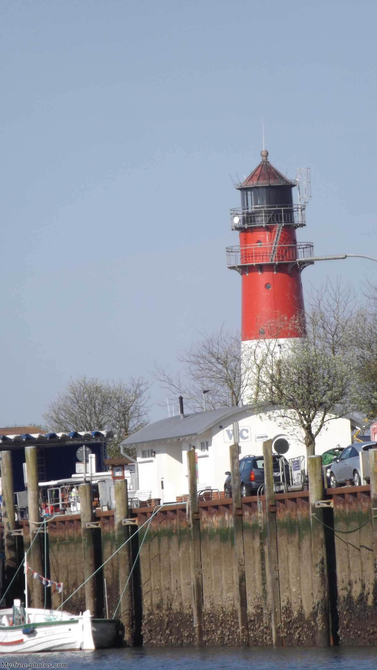 Buesum lighthouse