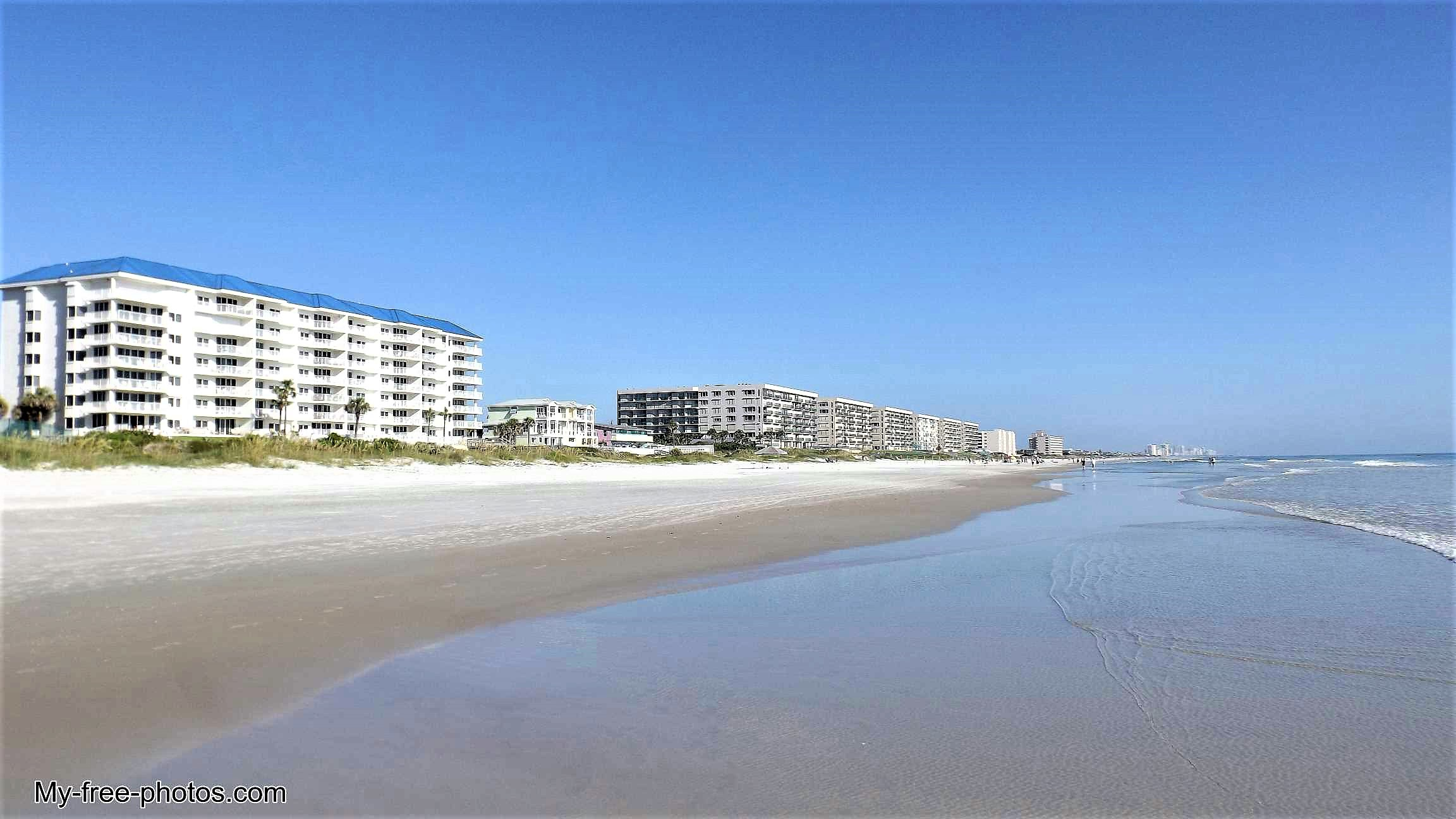 beachfront apartment, Daytona Beach