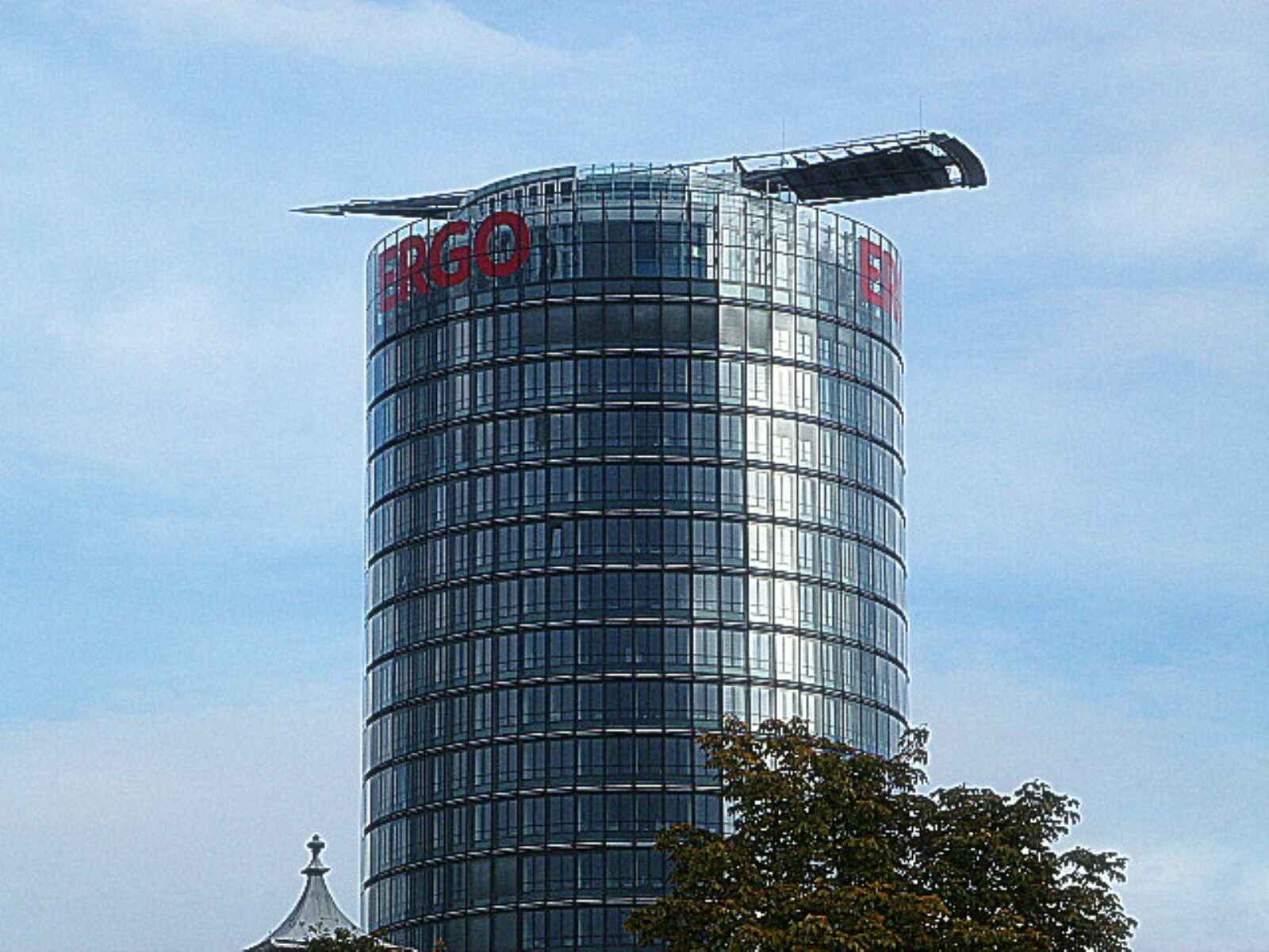 ERGO Insurance building Düsseldorf