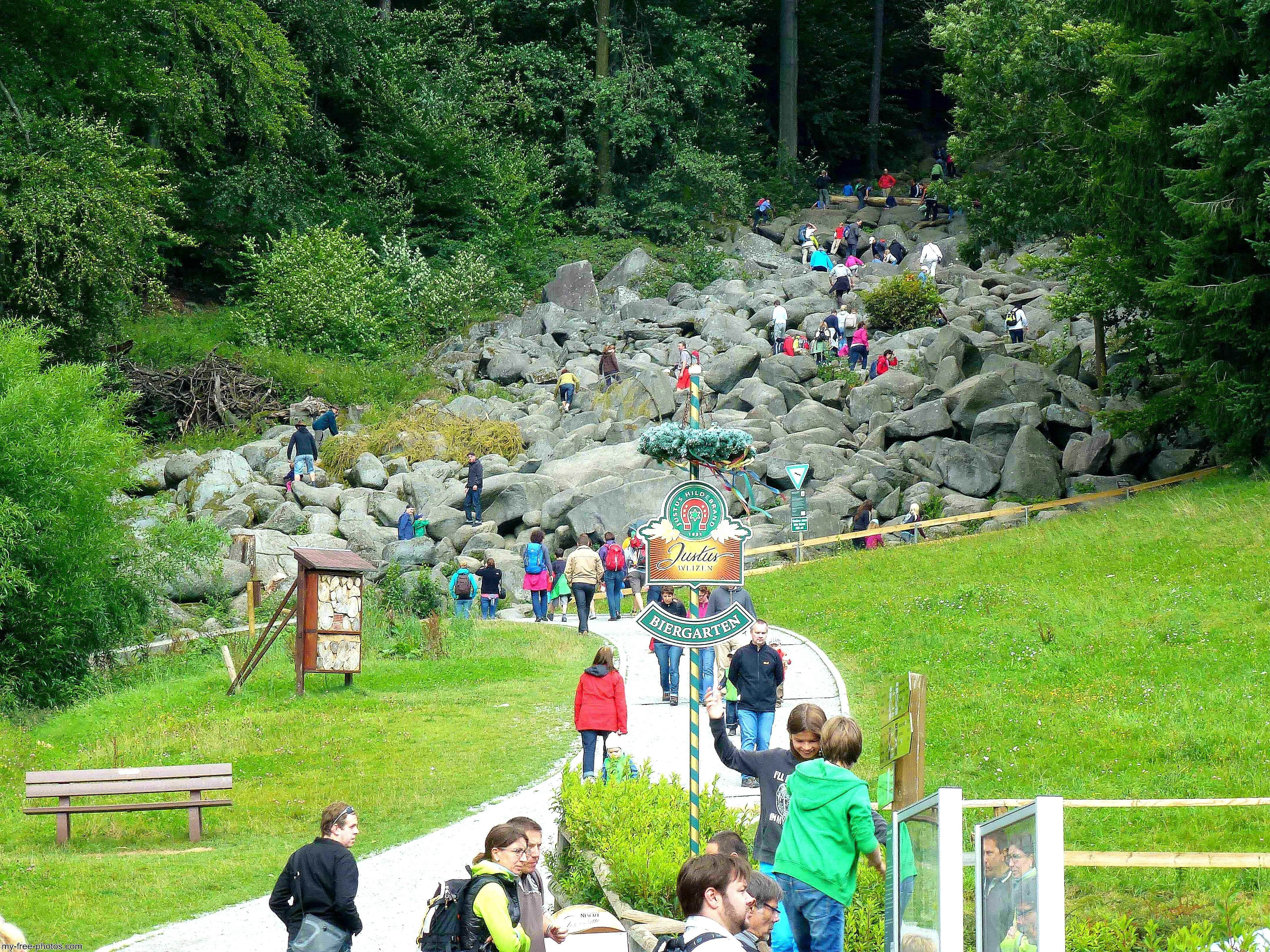 GeoPark, Lautertal, Germany