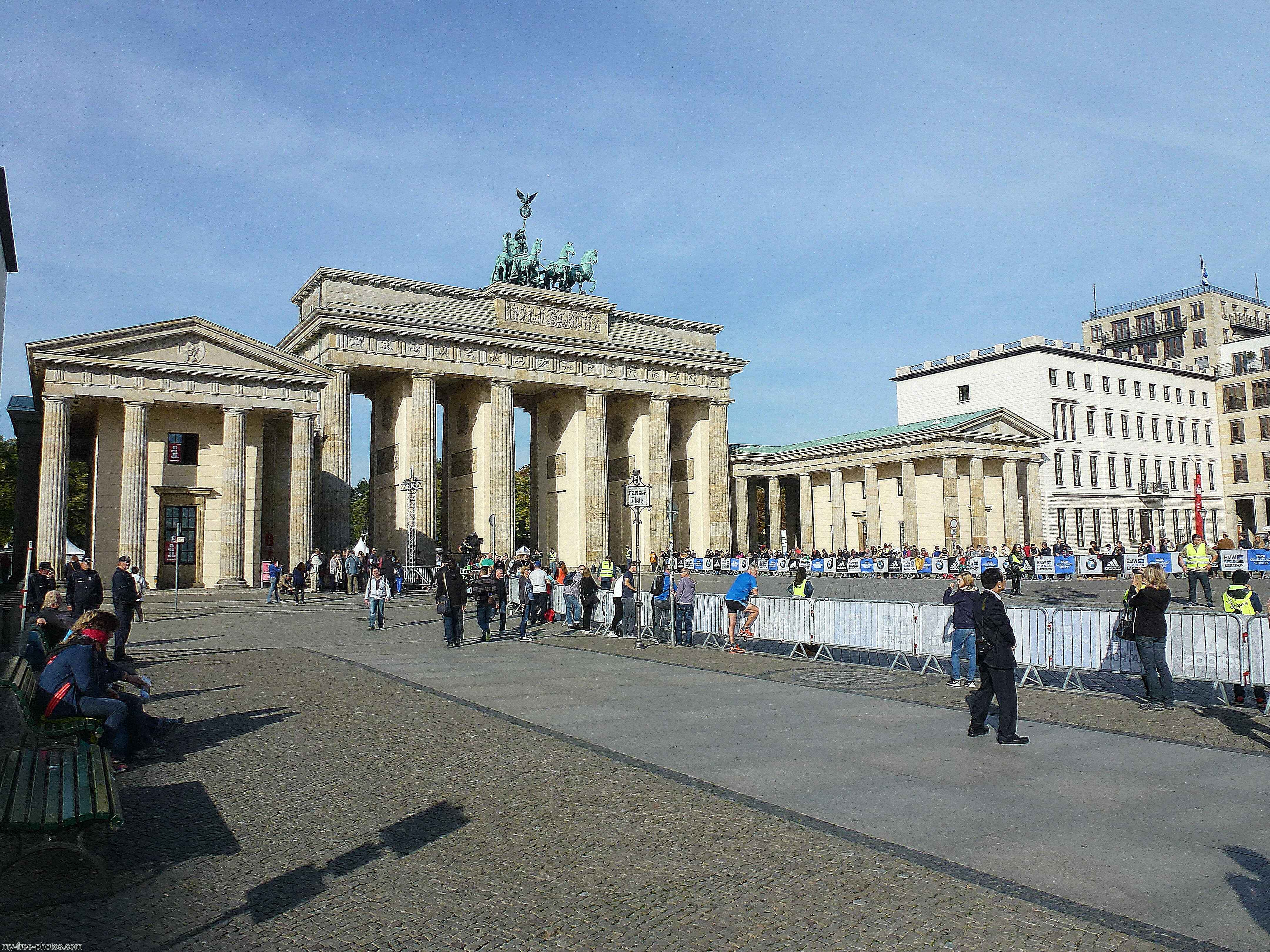 Berlin Brandenburger gate, Germany