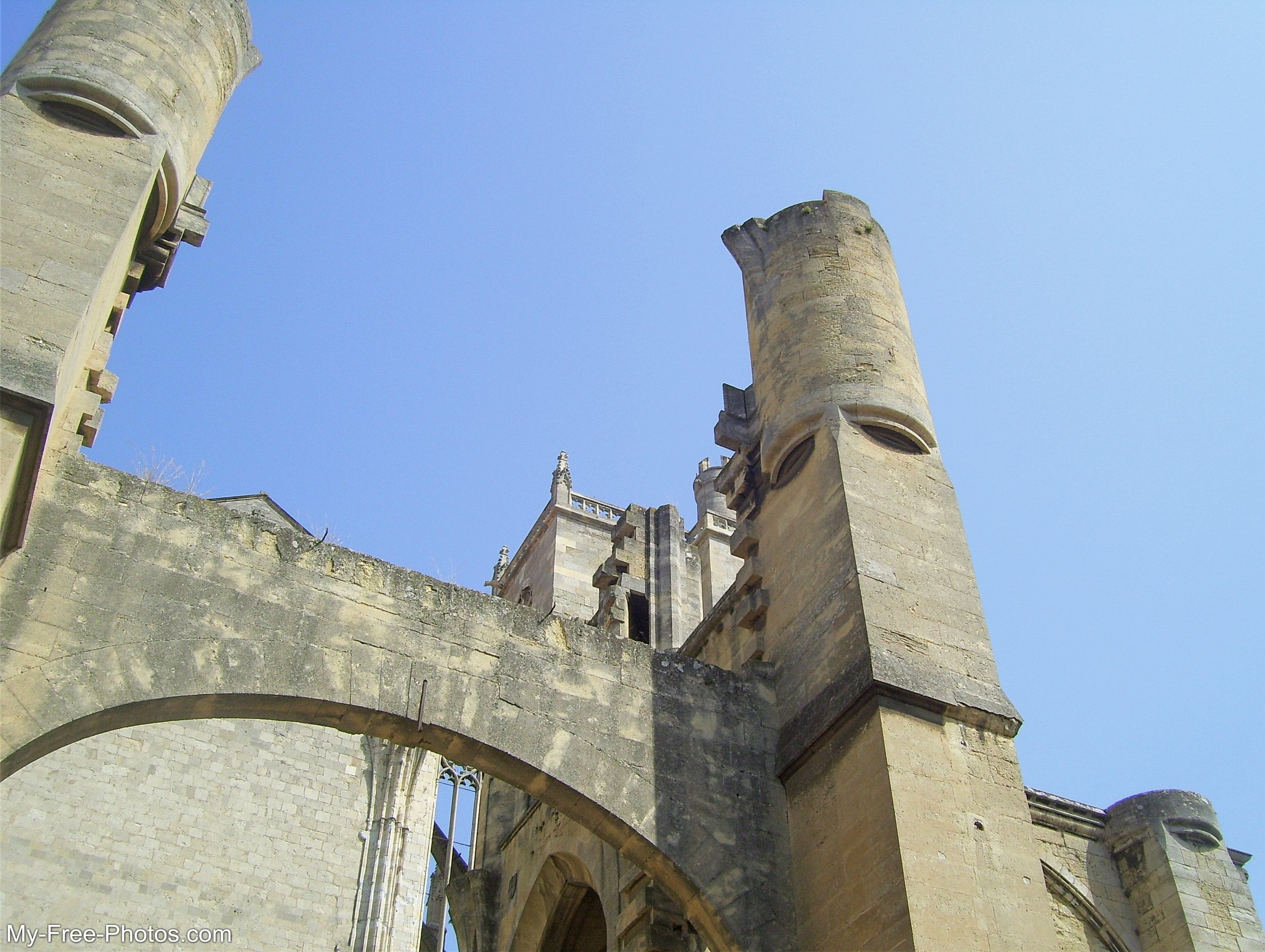 Saint Just Cathedral and Archbishop's Palace, Narbonne France