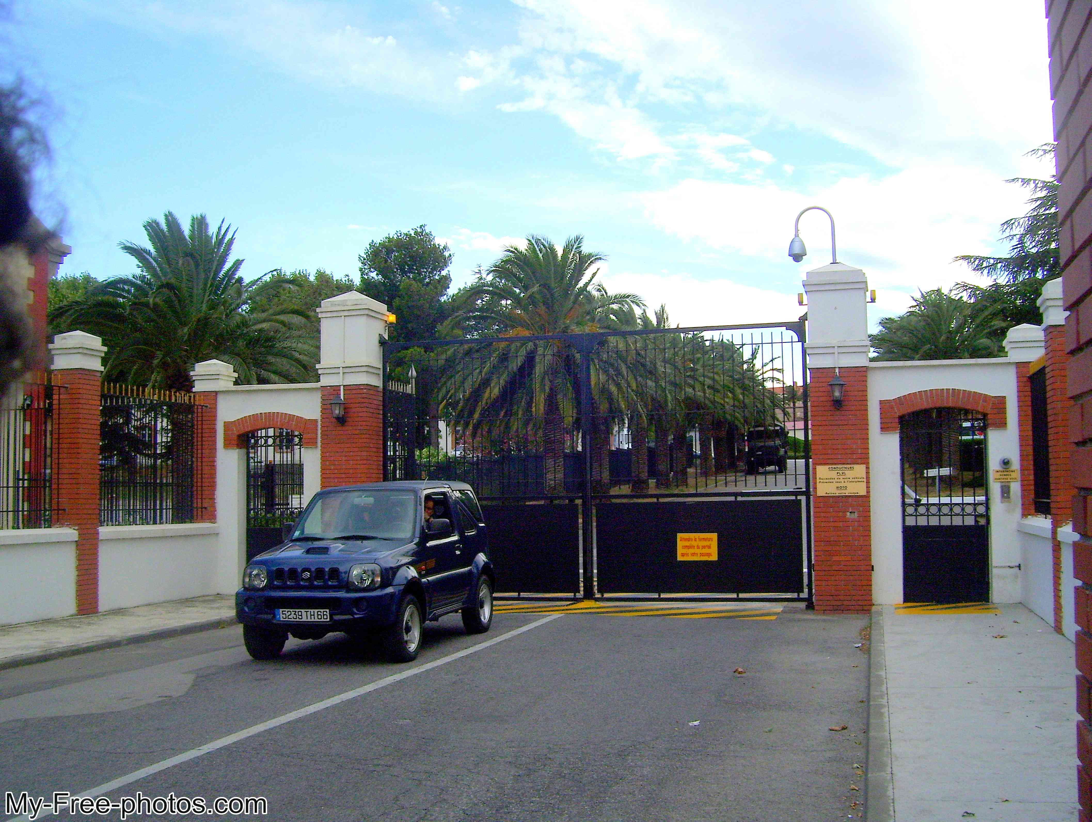 Joffre Barracks,Perpignan, France