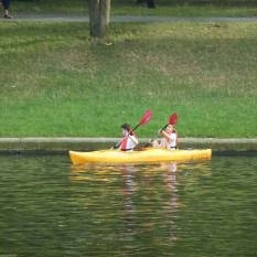 kayaking, Berlin