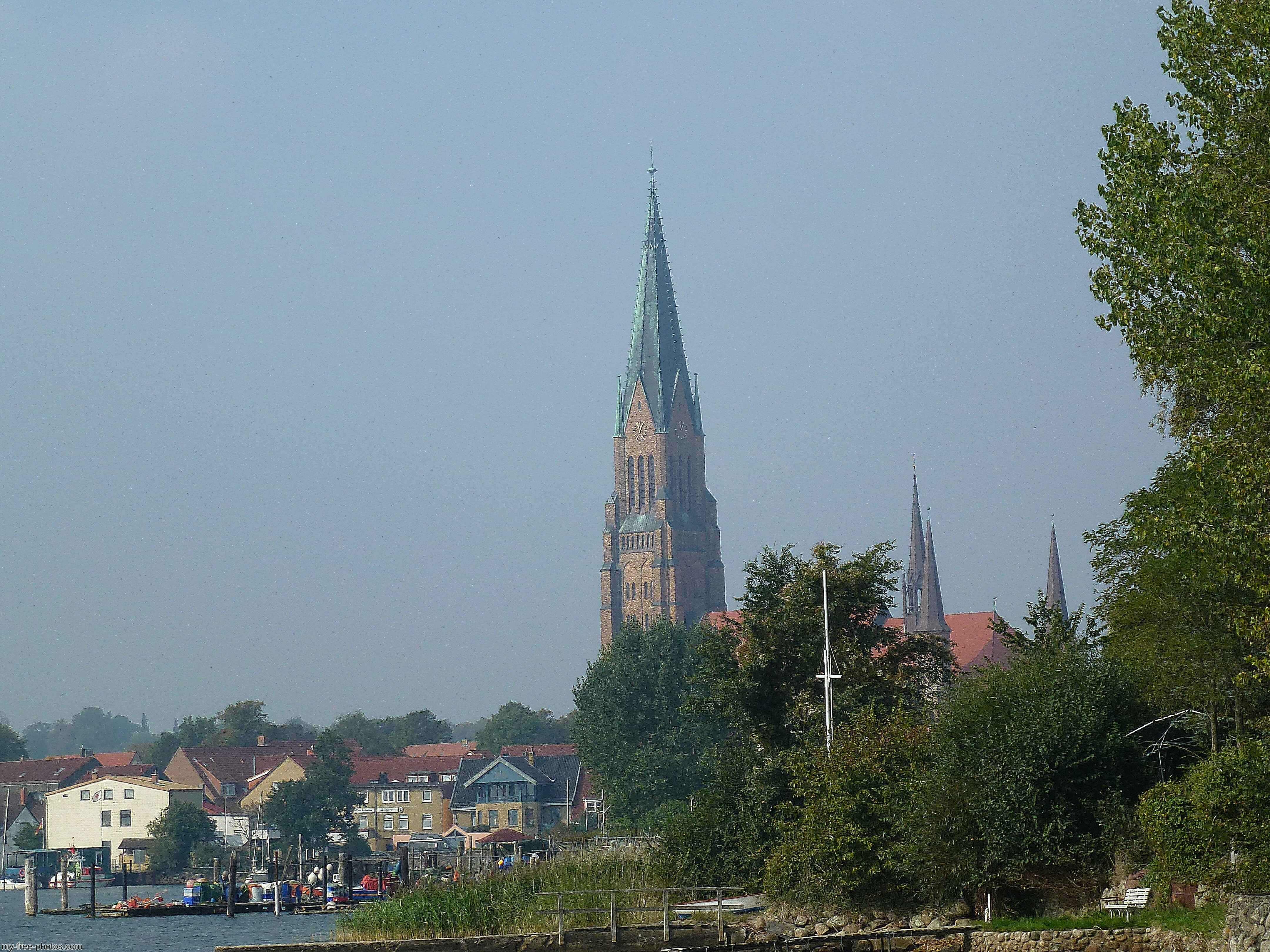 Schleswig. St. Peter's Cathedral