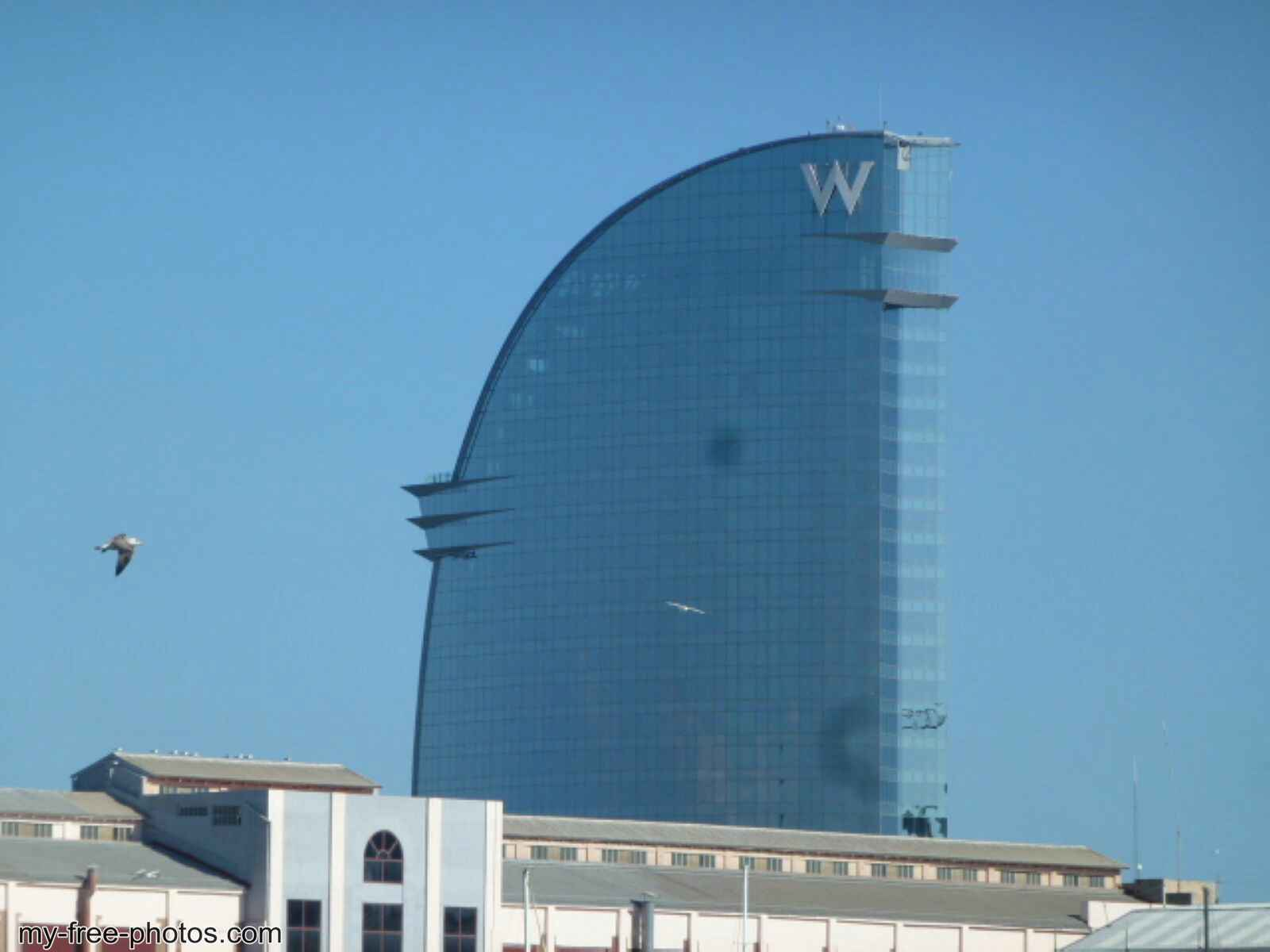 World Trade center, Barcelona