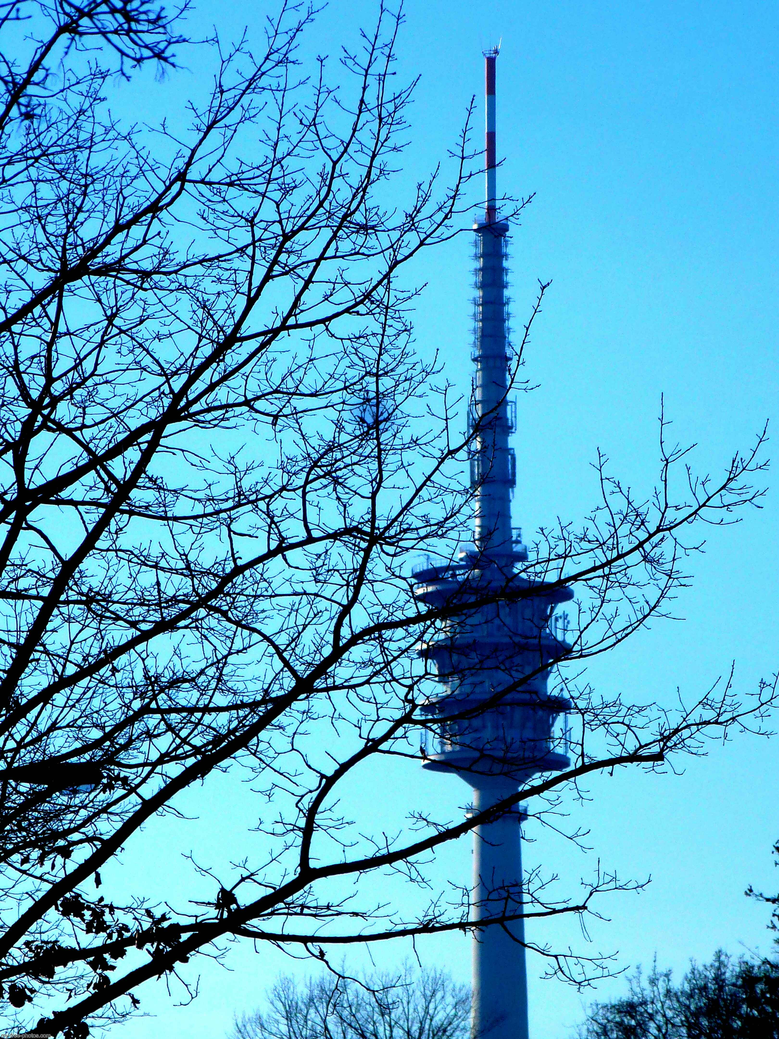Wannsee radio tower