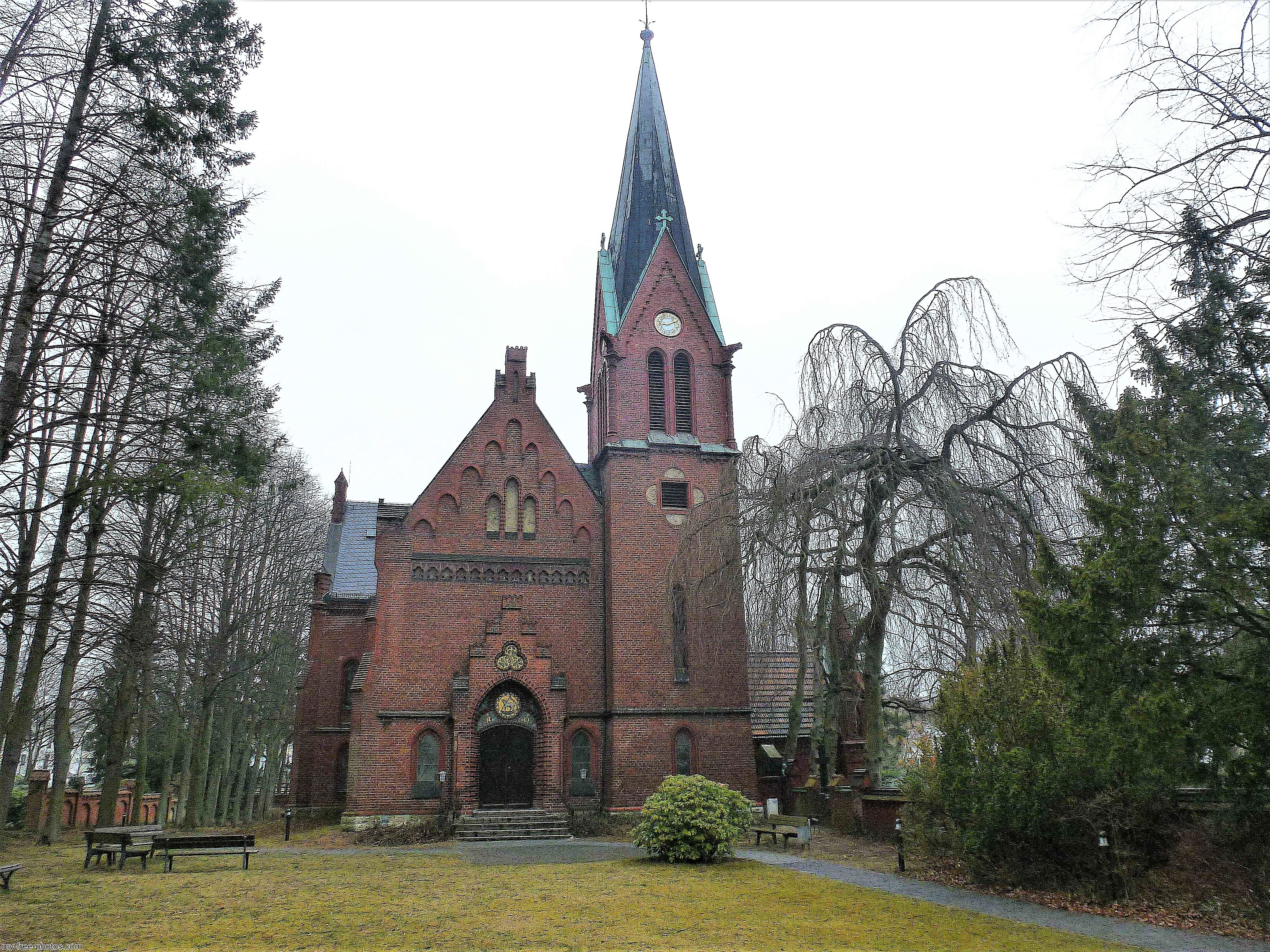 Andreaskirche in Berlin