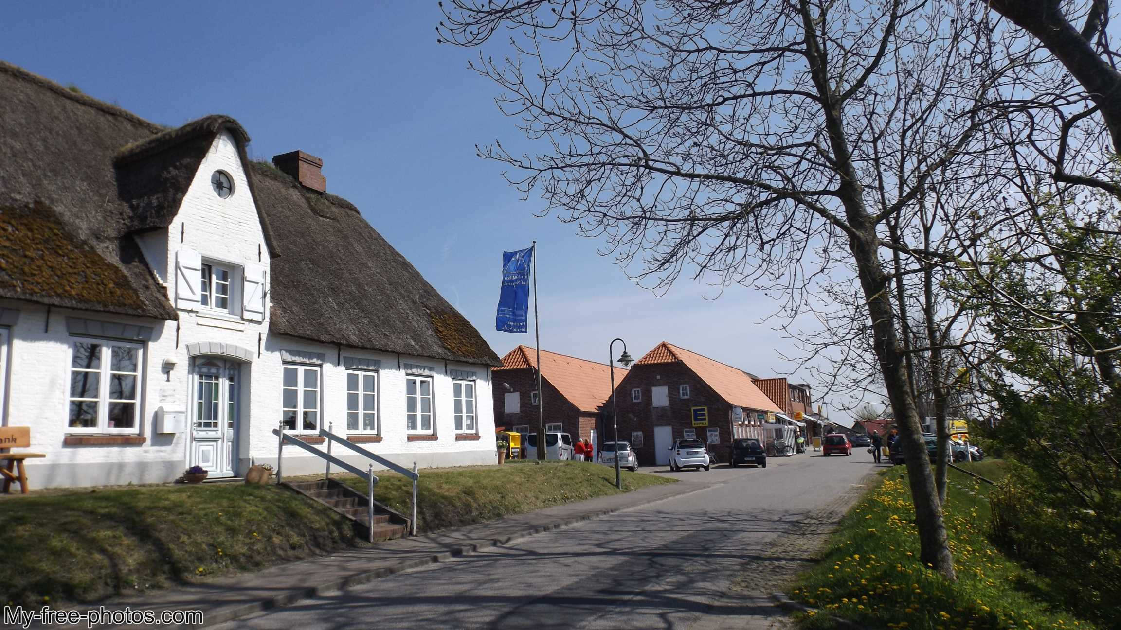 St. Theresa, Nordstrand