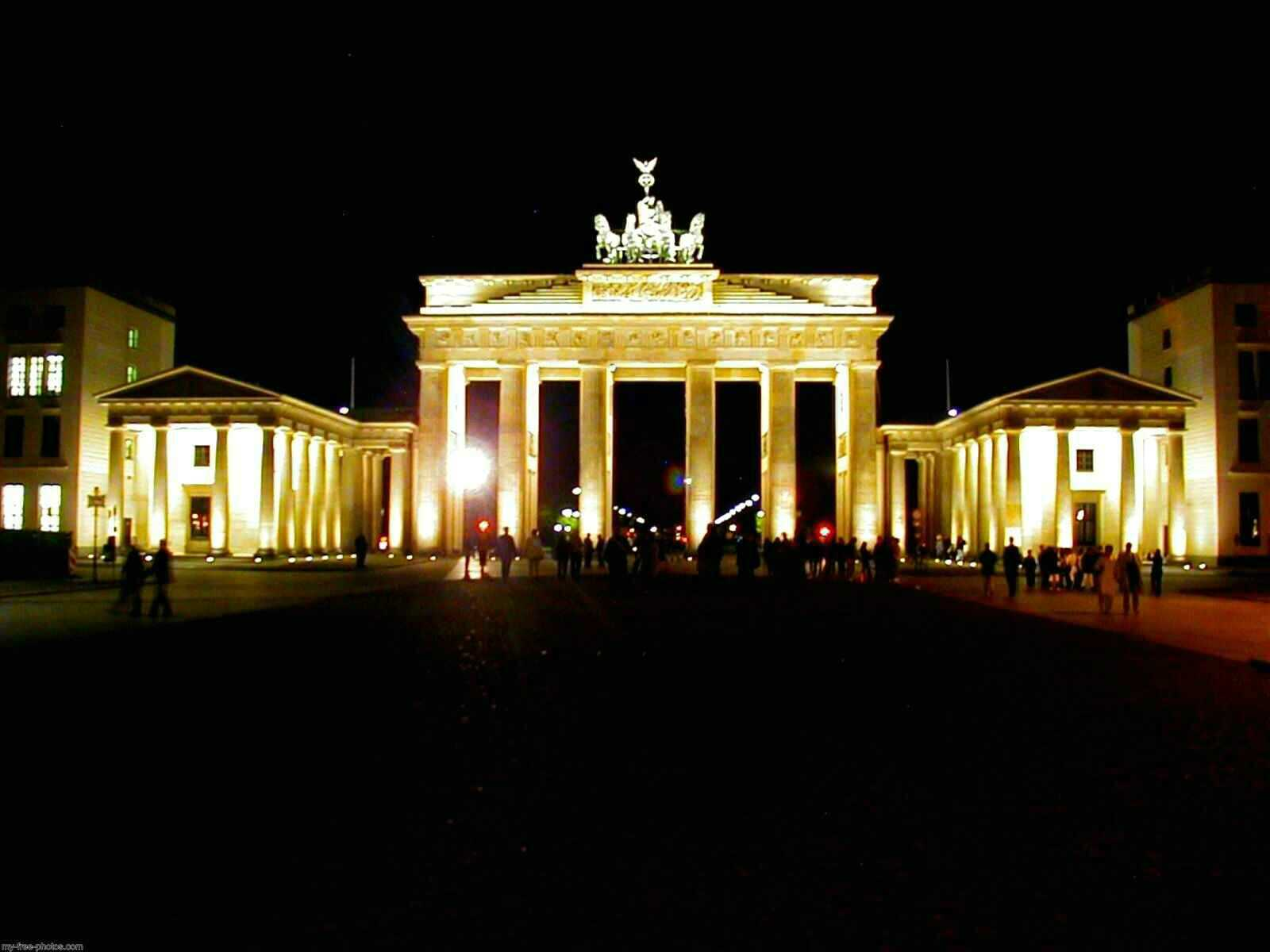 Brandenburger Tor,night