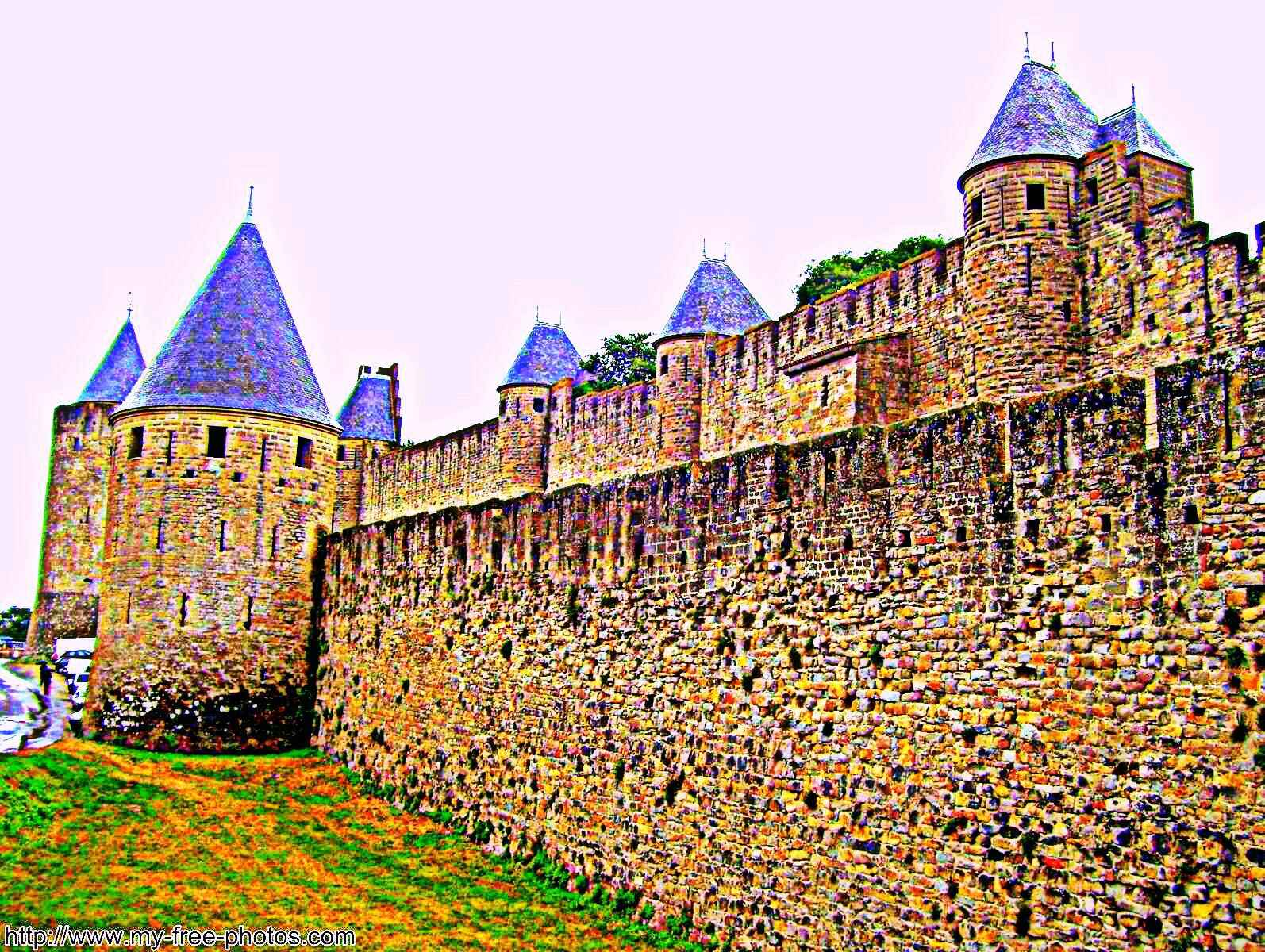 the Carcassonne3