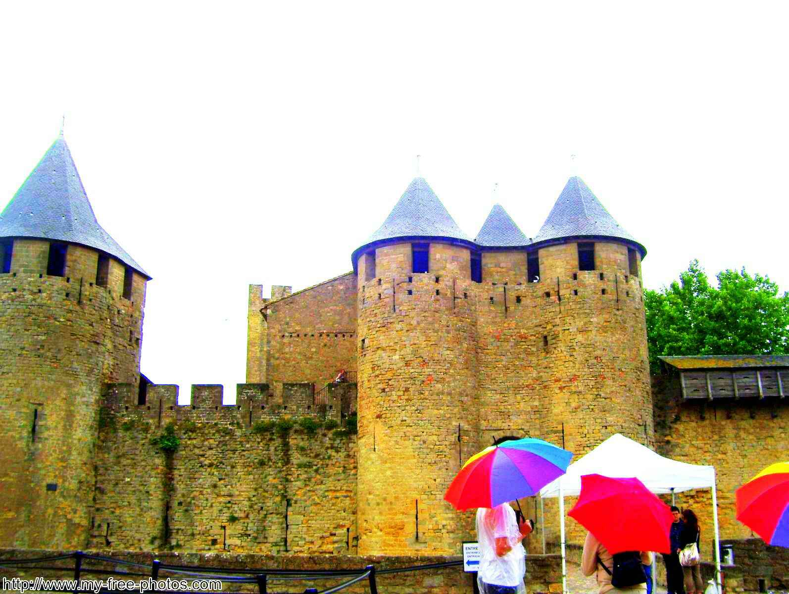 this is Carcassonne6